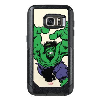 Hulk Retro Grab OtterBox Samsung Galaxy S7 Case