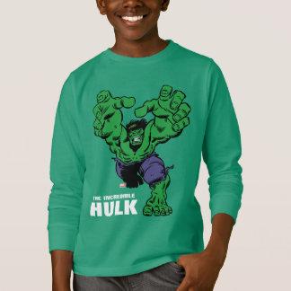 Hulk Retro Grab T-Shirt