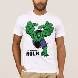 Hulk Retro Grab T-Shirt