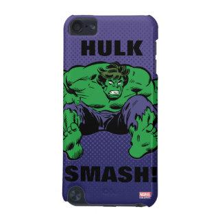 Hulk Retro Jump iPod Touch 5G Cover