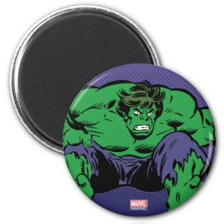 Hulk Retro Jump Magnet