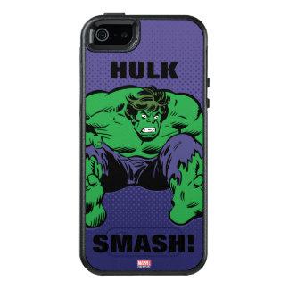 Hulk Retro Jump OtterBox iPhone 5/5s/SE Case