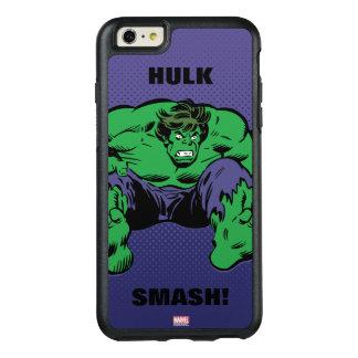 Hulk Retro Jump OtterBox iPhone 6/6s Plus Case