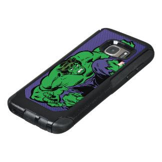 Hulk Retro Jump OtterBox Samsung Galaxy S7 Case