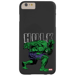 Hulk Retro Lift Barely There iPhone 6 Plus Case