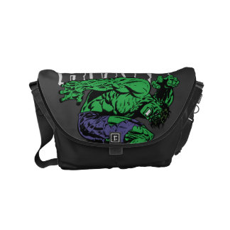 Hulk Retro Lift Courier Bags