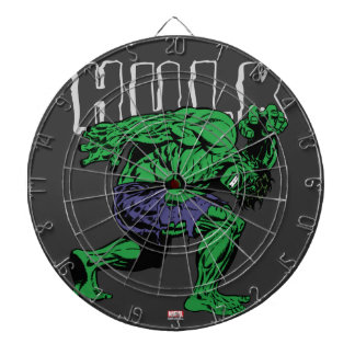 Hulk Retro Lift Dartboards