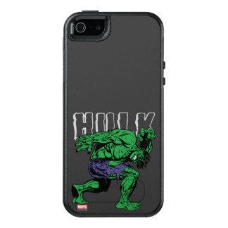 Hulk Retro Lift OtterBox iPhone 5/5s/SE Case