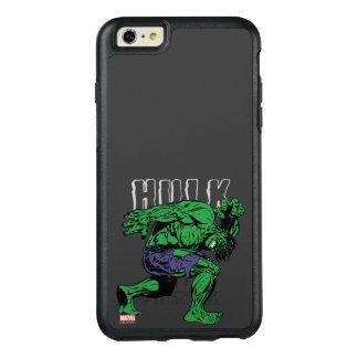 Hulk Retro Lift OtterBox iPhone 6/6s Plus Case