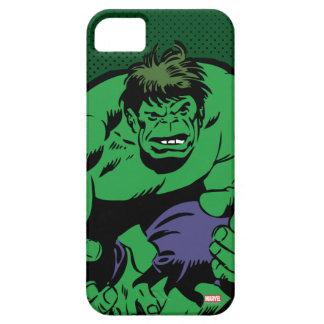 Hulk Retro Stomp iPhone 5 Cover