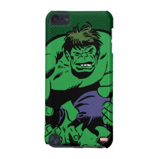 Hulk Retro Stomp iPod Touch 5G Case
