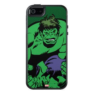 Hulk Retro Stomp OtterBox iPhone 5/5s/SE Case