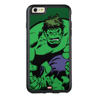 Hulk Retro Stomp OtterBox iPhone 6/6s Plus Case