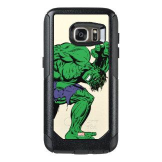Hulk Retro Transform OtterBox Samsung Galaxy S7 Case