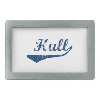 Hull Belt Buckles
