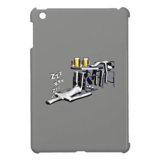 Hull Blows of bar 5 man iPad Mini box iPad Mini Cases