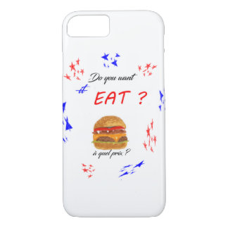 "Hull ""C you want EAT? "" Case-Mate iPhone Case"