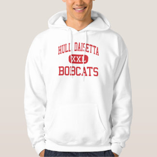Hull Daisetta - Bobcats - High - Daisetta Texas Hoodie