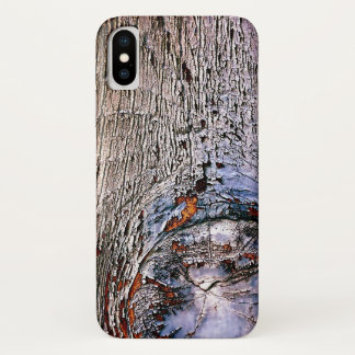 Hull eye iPhone x case