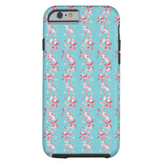 hull flowered for iPhone 6/6S Tough iPhone 6 Case