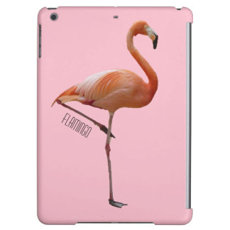 Hull Ipad Pink flamingo iPad Air Cover