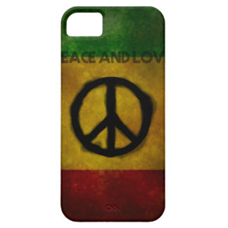 Hull iPhone 5/5s Peace And Coils iPhone 5 Cover