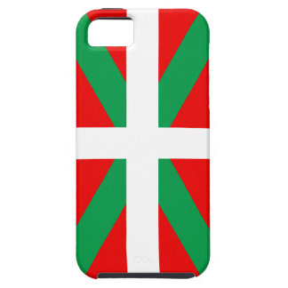 "Hull Iphone 5 Flag Basque ""Ikkurina "" iPhone 5 Case"