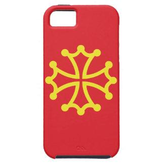 Hull Iphone 5 Occitan Flag iPhone 5 Case