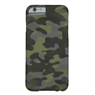 Hull iPhone 6/6s, Barely There Camouflage Barely There iPhone 6 Case