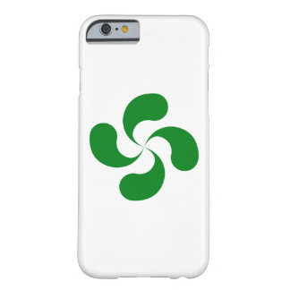 """Hull iPhone 6/6s Cross Green Basque """"Lauburu"""" Barely There iPhone 6 Case"""