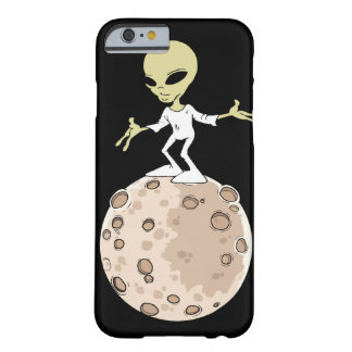 "Hull Iphone 6 and 6S ""Alien on planet "" Barely There iPhone 6 Case"