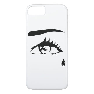 Hull iPhone 7 of Apple, Barely There - Eye iPhone 7 Case