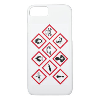 Hull Iphone 7 Pictogram iPhone 7 Case