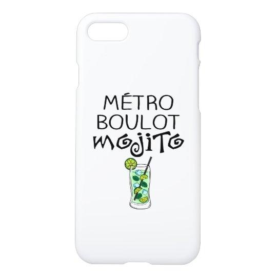 """Hull iPhone 7 """"Subway Mojito Job """" iPhone 7 Case"""