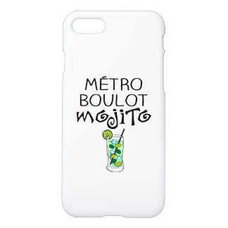 "Hull iPhone 7 ""Subway Mojito Job "" iPhone 8/7 Case"