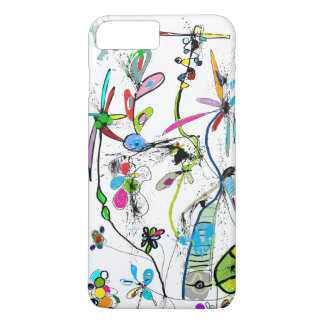Hull iPhone 8 More/7 More, Alice' S Garden Case-Mate iPhone Case