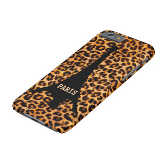 hull iphone Leopard Barely There iPhone 6 Case