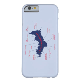 Hull Iphone Porquerolles ©Steph2 Barely There iPhone 6 Case