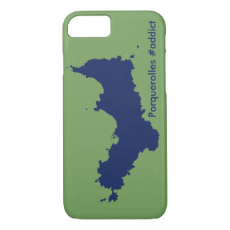 Hull Iphone Porquerolles ©Steph2 iPhone 8/7 Case