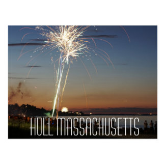 Hull Massachusetts Postcard 4