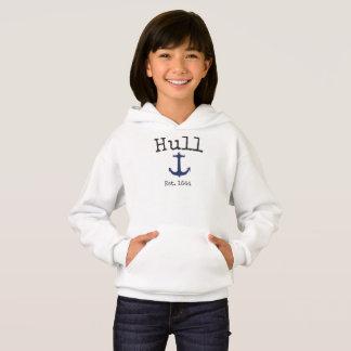 Hull Massachusetts sweatshirt for girls