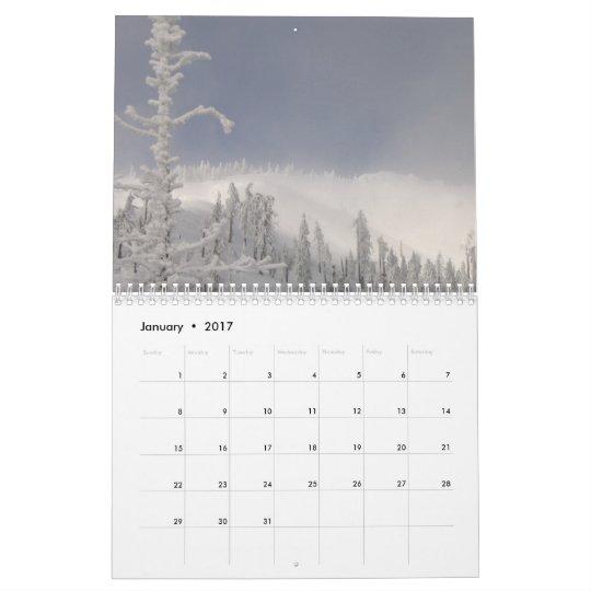 Hull Mountain calendar