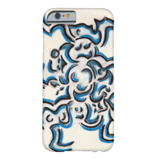 hull of protection with original drawing barely there iPhone 6 case