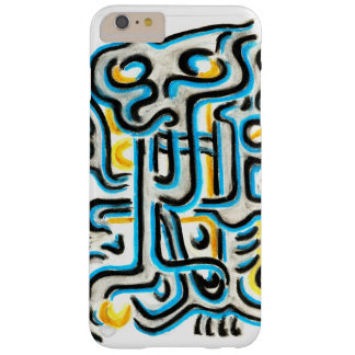 Hull of protection with original drawing barely there iPhone 6 plus case