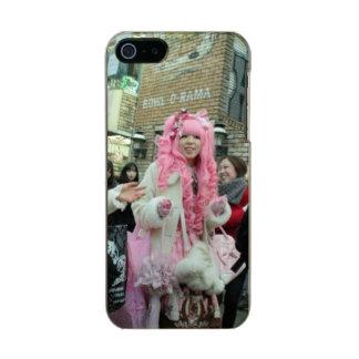 Hull of telephone kawaï cosplay incipio feather® shine iPhone 5 case