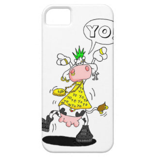 hull punk Casemate cow Case For The iPhone 5