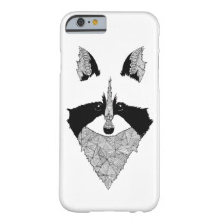 Hull raccoon Puts raccoon Barely There iPhone 6 Case