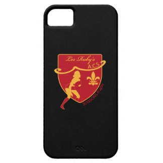 Hull Ruby' S - iPhone SE/iPhone 5/5S iPhone 5 Cases