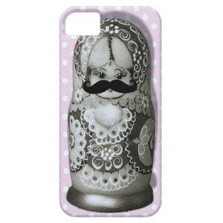 Hull telephones matriochka iPhone 5 case