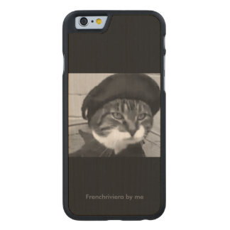 Hull wood for mobile phon collection catsy carved maple iPhone 6 case